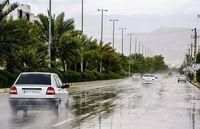 لغزندگی و کاهش دید در اغلب جادههای کشور