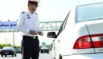 رانندگان تهرانی بیشتر در چه ساعاتی مرتکب تخلف میشوند؟