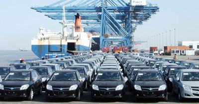۶۰ درصد؛ رشد درآمد مالیاتی از واردات خودرو