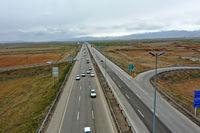 افزایش ۶.۱درصدی تردد در محورهای مواصلاتی کشور