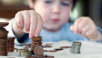 کودکان را پول شناس کنید
