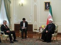روحانی: آمریکا ناگزیر است دست از فشار حداکثری علیه ایران بردارد/  در آینده روابط و همکاریهای فیمابین بیش از پیش توسعه خواهد یافت