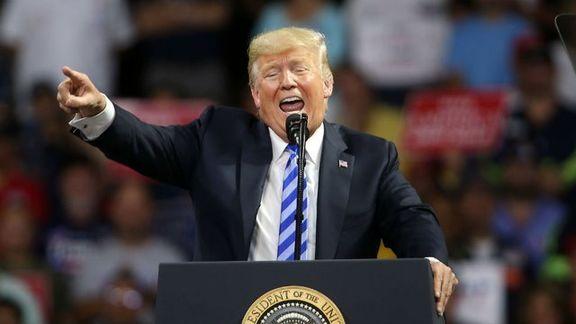 ترامپ: اگر دموکراتها رای ندهند، ارتش دیوار مرزی را خواهد ساخت