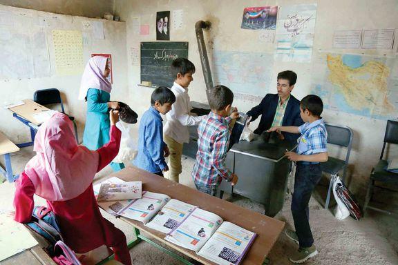 ترک تحصیل بیصدای کودکان روستایی