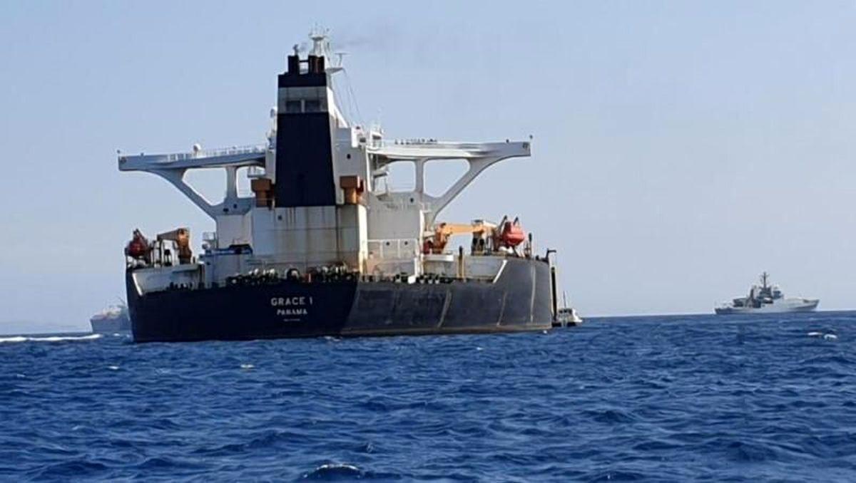 تغییر قوانین جبل الطارق ۳۶ساعت قبل از توقیف کشتی ایرانی