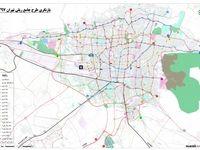 ۴خط جدید مترو از کدام معابر و محلهها میگذرد؟