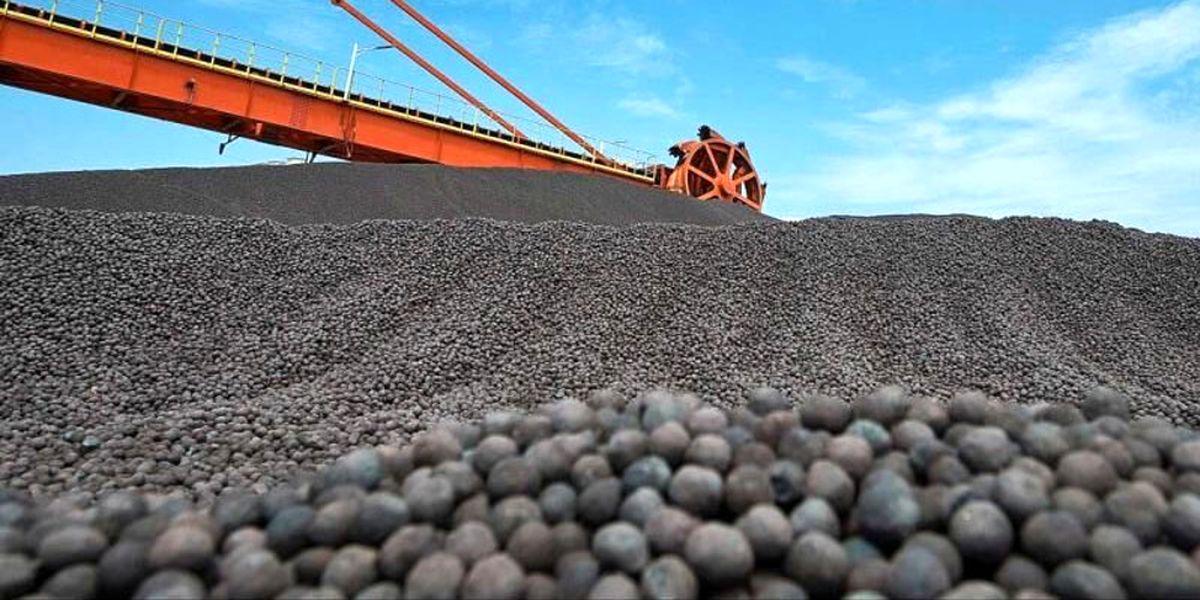 عبور تولید کنسانتره آهن شرکتهای بزرگ از مرز ۴۶میلیون تن