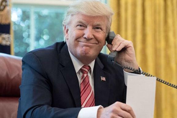 عقب نشینی ترامپ؛ از اظهارات تند علیه ایران پرهیز کنید