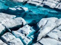 قطب شمال دیگر یخ نمی زند!