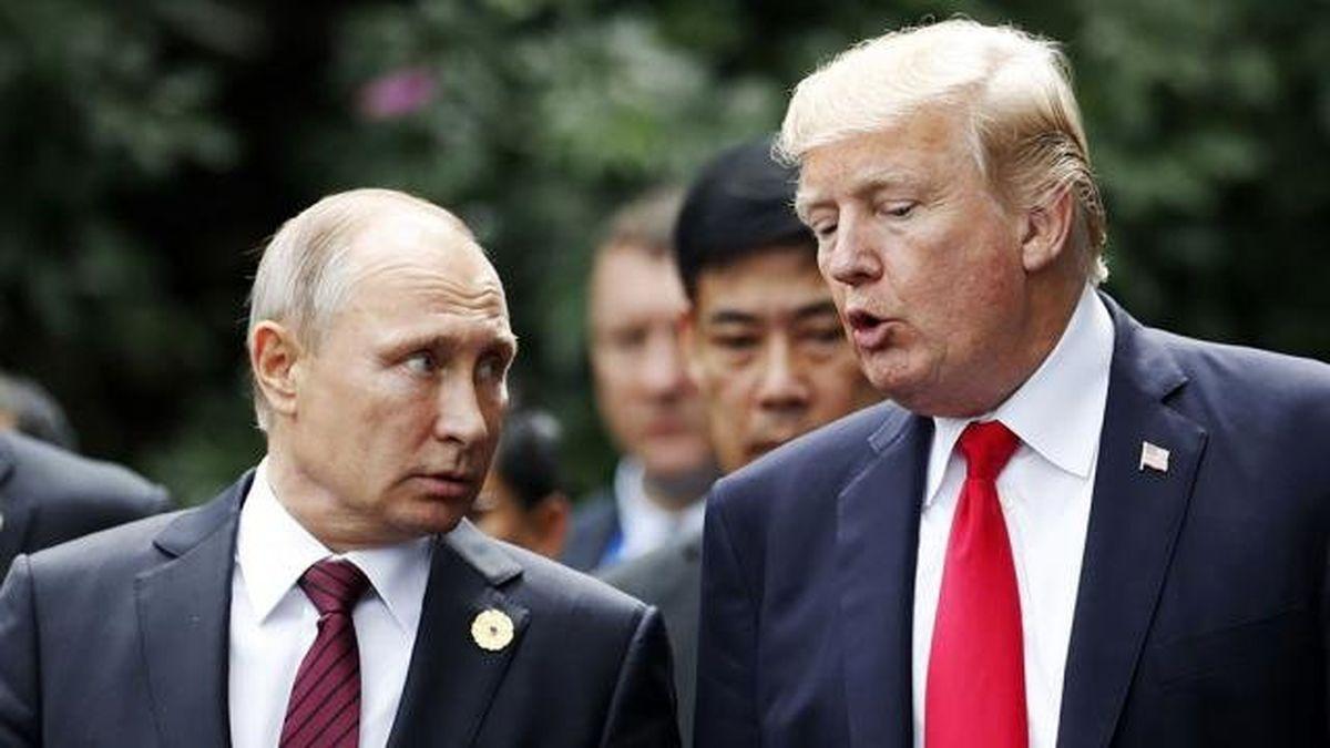 پاسخ کرملین به تبریک نگفتن ترامپ به پوتین