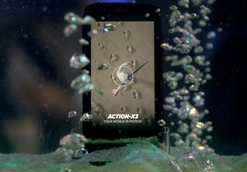 کنگره جهانی موبایل، Crosscall Action-X3