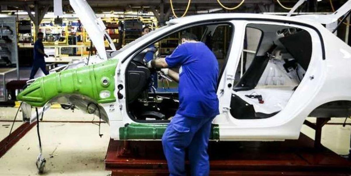 ۲۶.۸ درصد؛ افزایش تولید خودرو