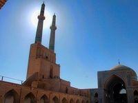 ابتکار یزدیها برای جذب گردشگر در تابستان