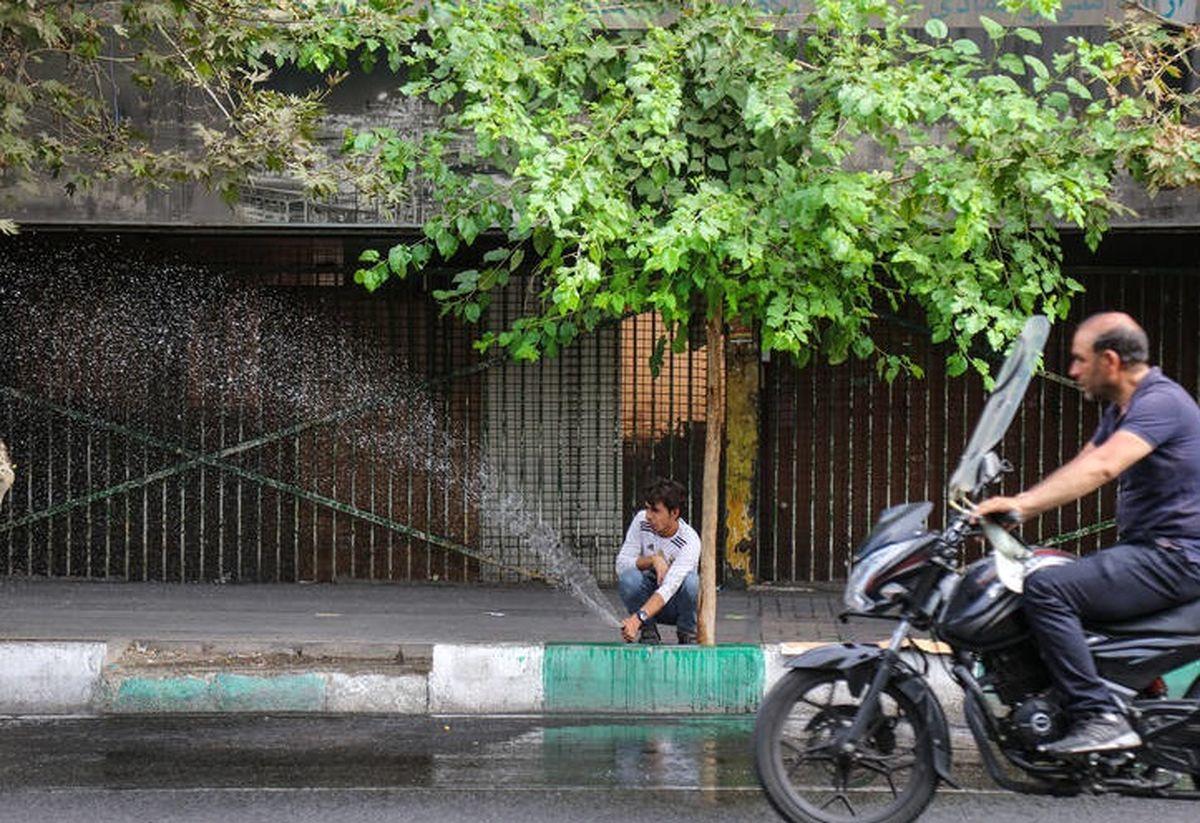 آمار سرانه مصرف برق، گاز و آب در مناطق ۲۲گانه تهران