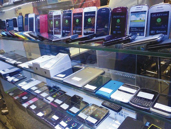 استرداد وجوه دریافتی بابت گوشی های قاچاق به خریداران