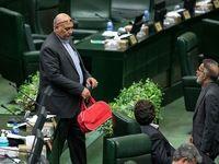 پخش کیف پیشگیری از کرونا بین نمایندگان مجلس +عکس