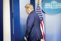 استقبال جهان از شکست ترامپ