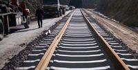 برخورد دو قطار مسافری و باری در راه آهن قزوین