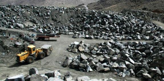حمایت وزارت صمت برای افزایش صادرات در حوزه صنایع معدنی
