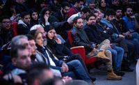 نشست کاملا مردانه در جشنواره فیلم فجر +تصاویر
