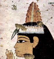 آراستگی به سبک مصریان باستان