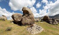 خورنج، سرزمین سنگهای افسانهای +عکس