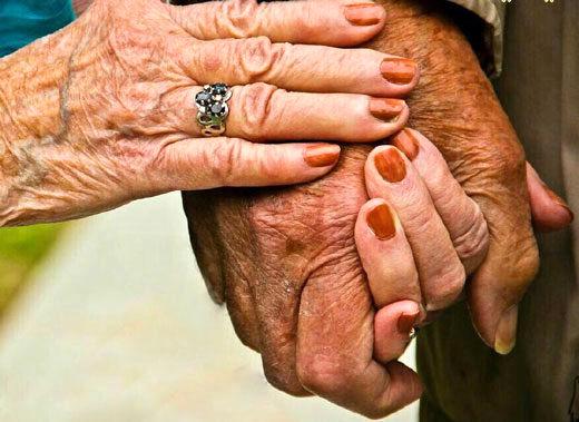 تابوشکنی ازدواج سالمندان