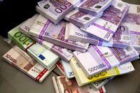 افزایشی نرخ رسمی یورو و پوند