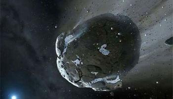 برخورد سیارک غولآسا به زمین در ۲۳شهریور؟!
