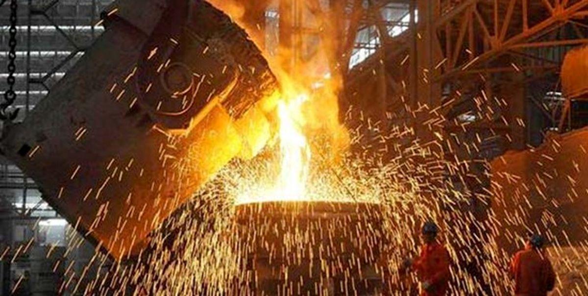 تولید سالیانه ۷۷هزار تن قطعات فولادی و چدنی توسط محققان کشور