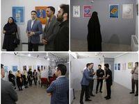 برگزیدگان کارگاه پوستر بانک صادرات ایران معرفی شدند