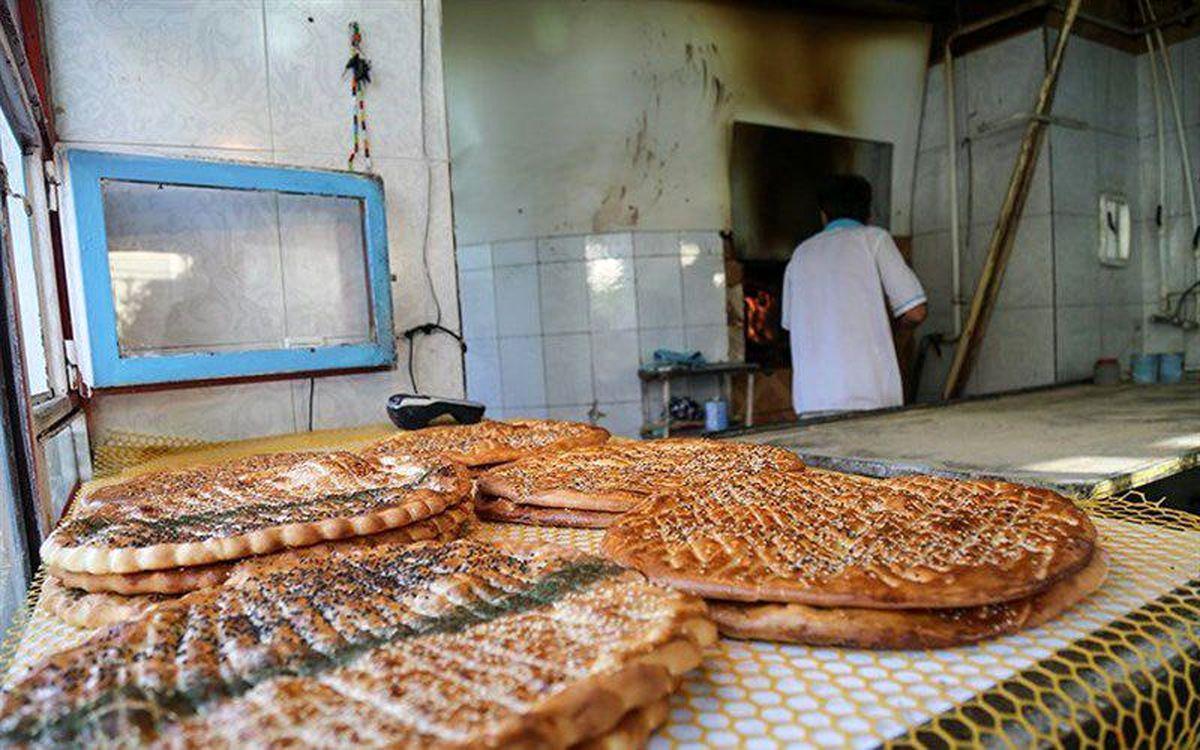 نان سنگک 3هزار تومان شد/ نانی گرانتر از سه هزار تومان نداریم