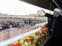 روحانی:برای قدرت دفاعی مذاکره نخواهیم کرد/ ایران عنصر امنیت ساز منطقه و جهان است/ به تعهداتمان در برجام پایبندیم