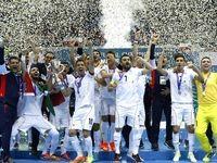 فوتسال ایران برای دوازدهمین بار قهرمان آسیا شد