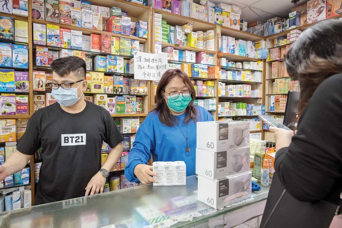 کرونای انگلیسی به چین رسید