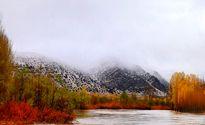 طبیعت پاییزی پایتخت طبیعت ایران +تصاویر