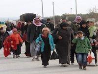 آواره شدن ۱۰۰هزار سوری در پی تداوم حملات ترکیه