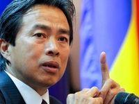 بیانیه تند سفیر چین در تلآویو سرش را به باد داد