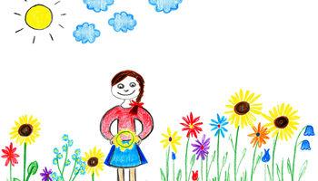 روانشناسی رنگ آمیزی در کودکان