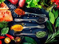 مقابله غذایی با آلودگی هوا