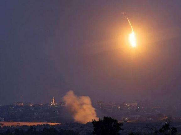 حمله هوایی به شهرک ابوکمال در مرز سوریه و عراق