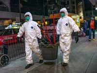 آخرین آمارها از تعداد قربانیان کروناویروس در جهان