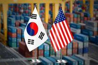 مذاکرات آمریکا و کره جنوبی درباره تحریمها علیه ایران
