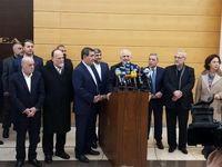 ظریف از همکاری با لبنان در همه زمینهها خبر داد