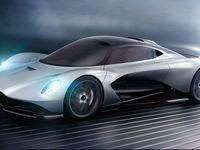 جدیدترین خودروی آستون مارتین در سری جدید فیلم جیمزباند +تصاویر