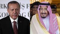 رییس سازمان اطلاعات عربستان به ترکیه رفت