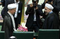 بزرگترین غایب مراسم تحلیف حسن روحانی +عکس