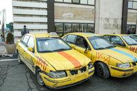 تاکسیهای فرسوده بلای جان حملونقل عمومی