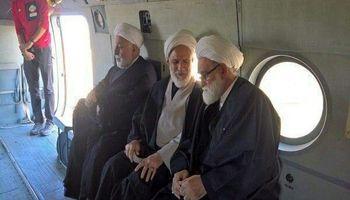 ورود هیاتی به سرپرستی حجت الاسلام معزی به کرمانشاه