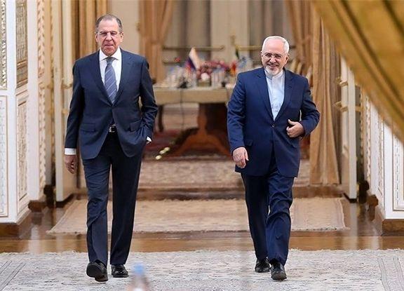 روسیه: ظریف و لاوروف ۲ سپتامبر دیدار میکنند